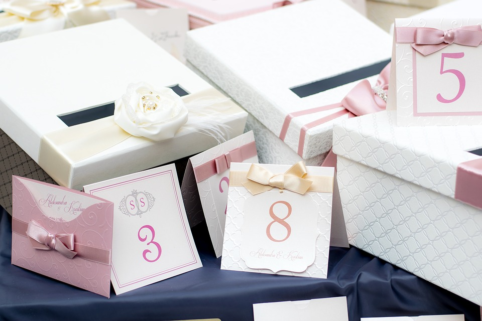 how to plan an engagement party -The Invitations