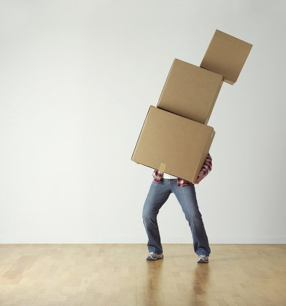 Where to Get Free Moving Boxes