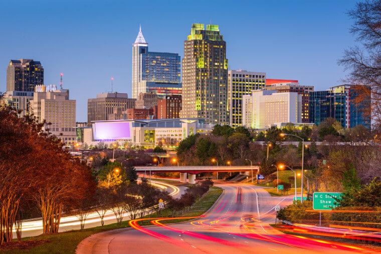 Cary In North Carolina