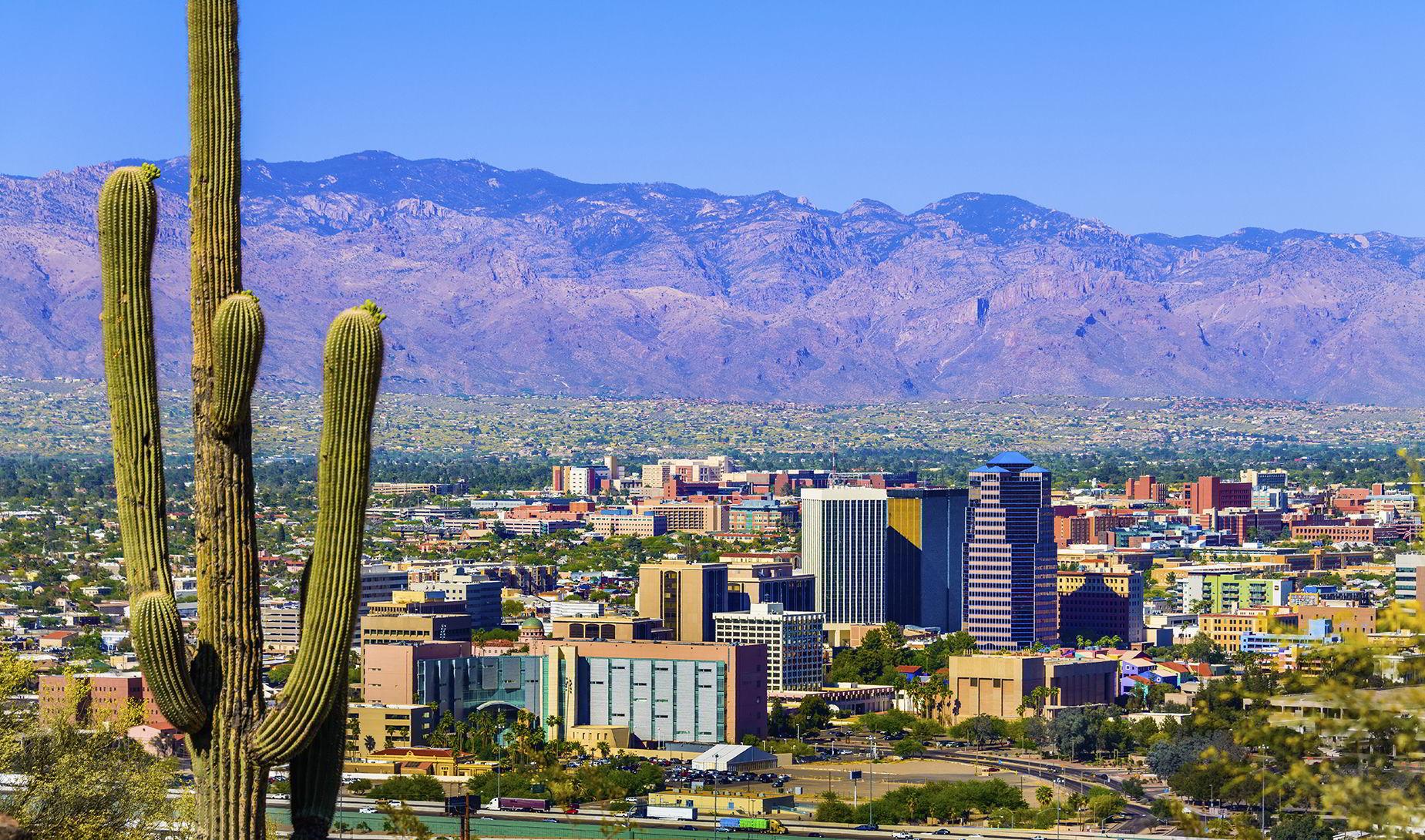 Tucson In Arizona
