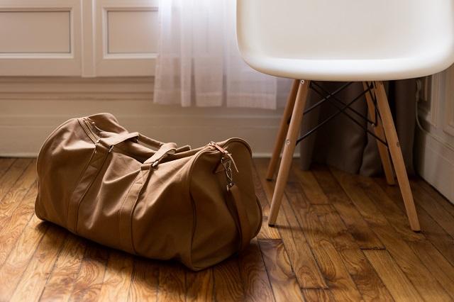 A bag of essentials