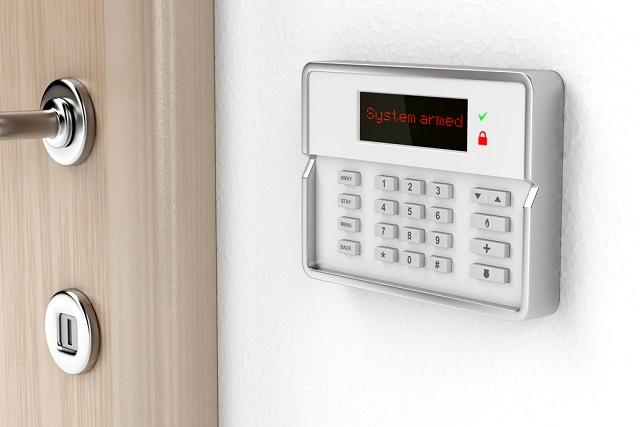 Get broken locks and doors fixed as soon as possible