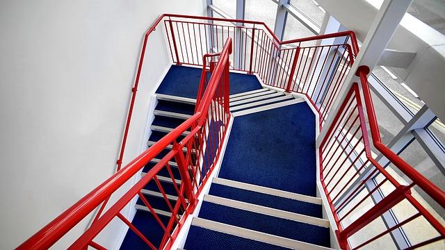 Moving to Top Floor In Buildings Is Easier